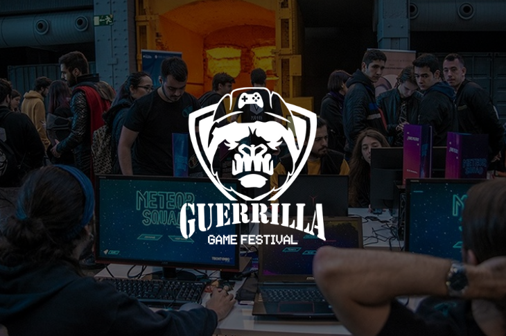 Guerrilla Game Festival celebra su 3a edición de manera virtual