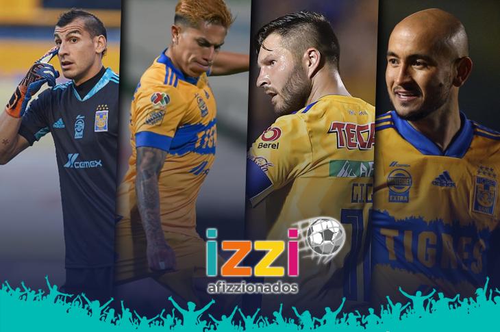 Liga MX Partidos de Tigres transmitidos en exclusiva por Afizzionados en el Torneo Clausura 2021