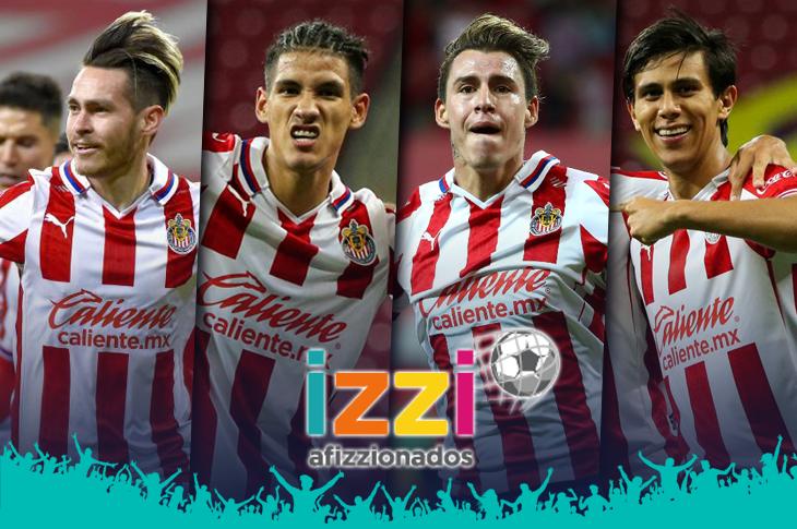 Liga MX Partidos de Chivas transmitidos en exclusiva por Afizzionados en el Torneo Clausura 2021