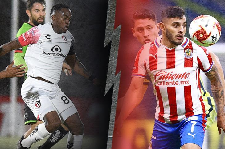 Liga MX Canales para ver el Chivas vs Atlas en la jornada 14 del Guard1anes 2020
