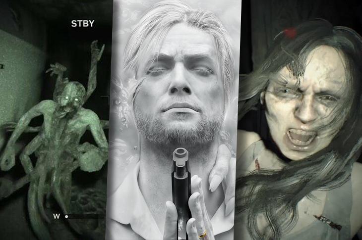 Los mejores juegos de terror para cuarentena