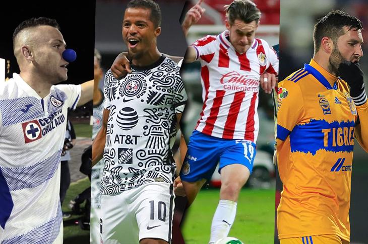 Liga MX Canales y horarios de la jornada 14 del Torneo Guard1anes 2021