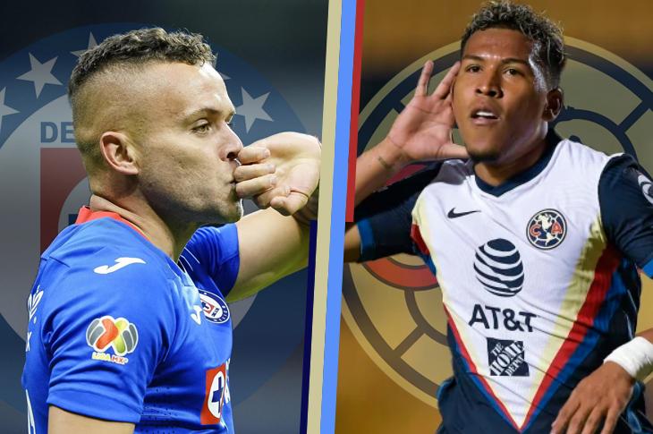 Liga MX Canales y horarios del América vs Cruz Azul en la Jornada 15