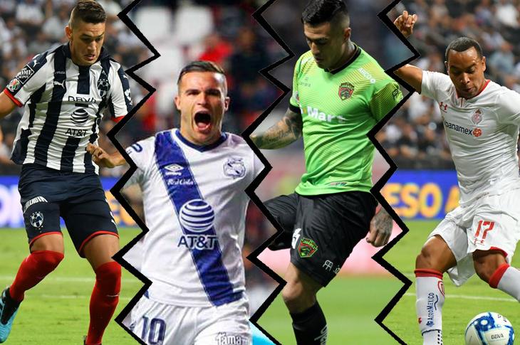 Copa MX 2019-2020 semifinales de ida, horarios y canales