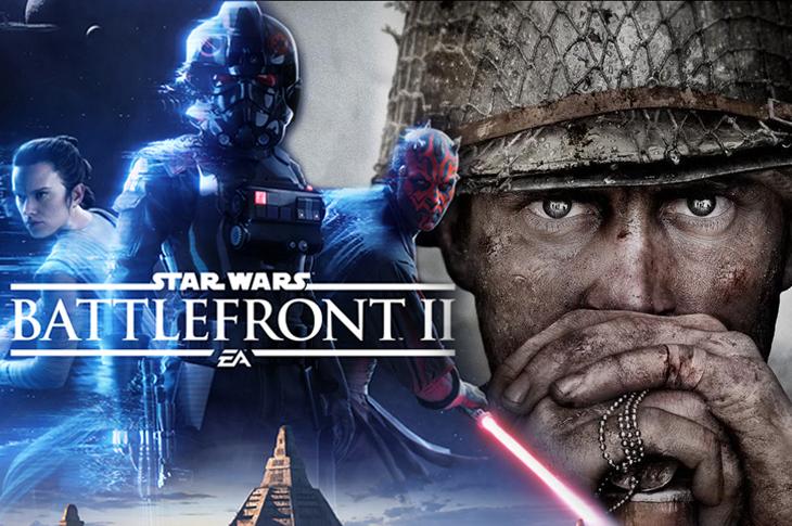 Juegos gratis de PS Plus en junio 2020 Star Wars Battlefront II y Call of Duty WWII