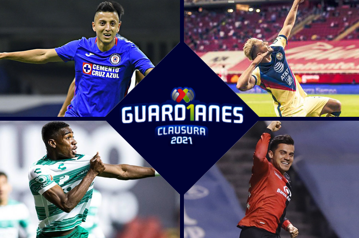 Liga MX Canales y horarios del jornada 12 del Torneo Guard1anes 2021