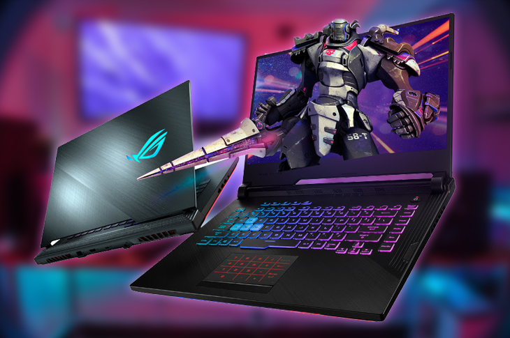 Las mejores laptops para hacer streaming