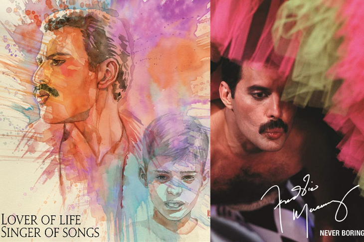 Cómic de Freddie Mercury llega en noviembre