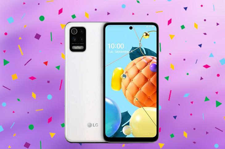 LG presenta lo nuevo de su serie K aquí sus precios en México