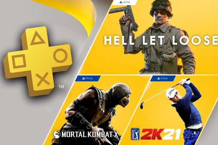 Juegos gratis en PlayStation Plus para octubre 2021
