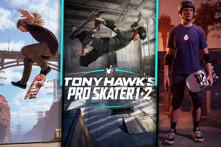 Tony Hawk's Pro Skater 1 + 2 ¿Vale o no la pena? (Reseña)