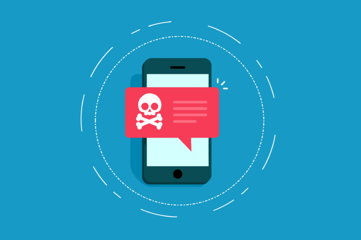 ¿Cómo identificar un SMS confiable?