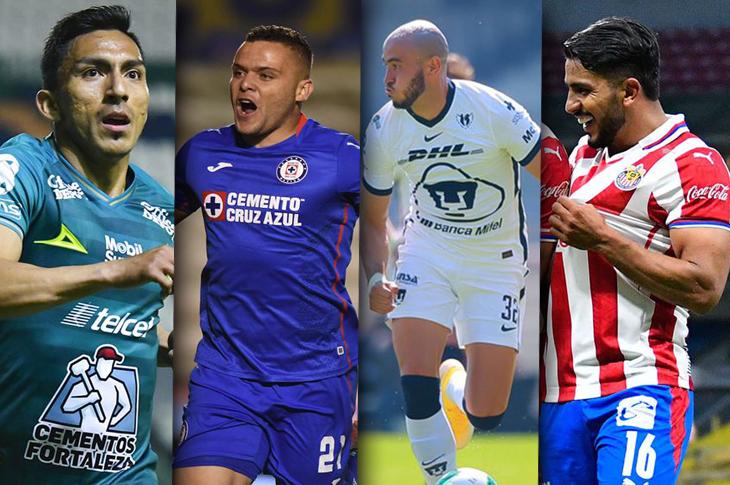 Semifinales Liga MX 2020 Canales y horarios de los juegos de ida