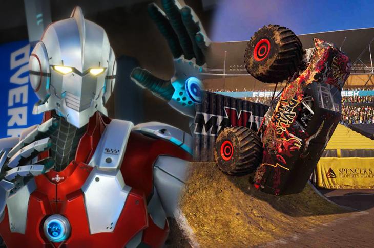 Xbox Días de juego gratis Override 2 y Monster Truck Championship