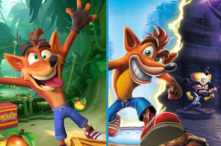 Habrá nuevo Crash Bandicoot, checa el tráiler