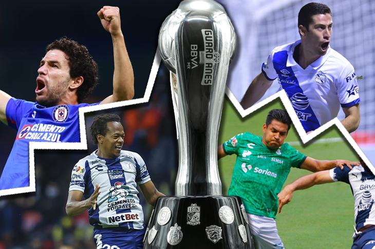 Semifinales Liga MX 2021 Canales y horarios de los partidos de ida