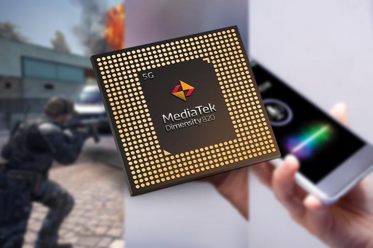 MediaTek Dimensity 820 ¿el chip que hará accesible el 5G?