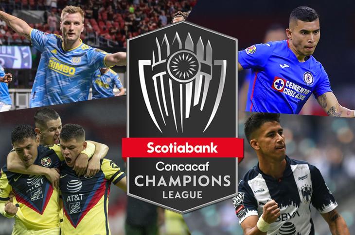 Concachampions 2021 Canales para ver las Semifinales de ida