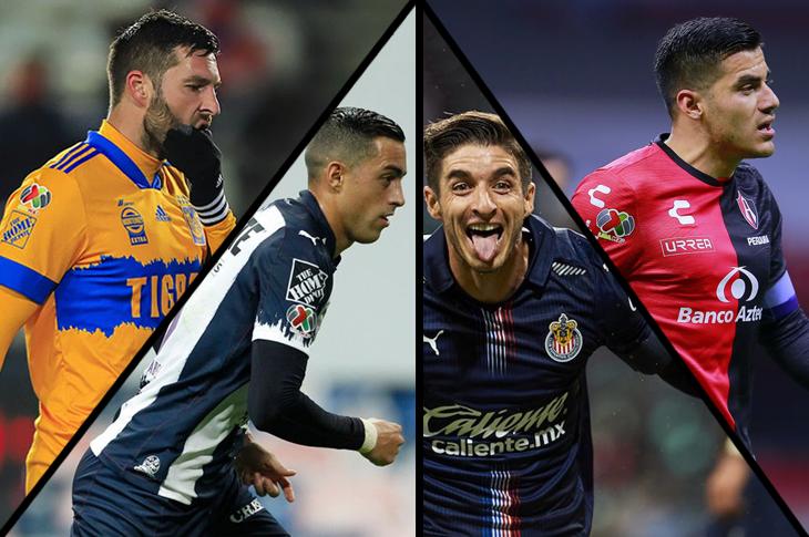 Liga MX Canales del Clásico Regio, Clásico Tapatío y toda la Jornada 16 en Liga MX