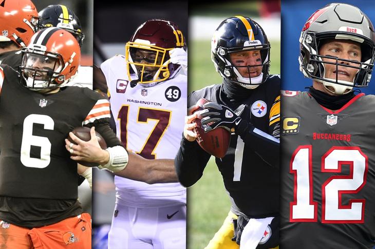 NFL Playoffs 2021: canales y horarios para ver la Ronda de Comodines