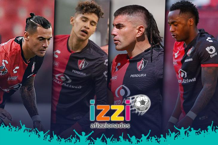 Liga MX Partidos de Atlas transmitidos en exclusiva por Afizzionados en el Torneo Clausura 2021
