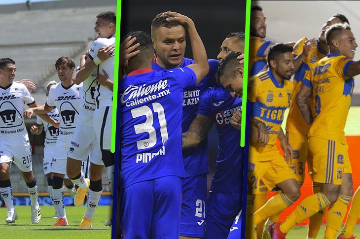 Liga MX Canales y horarios de la jornada 8 del Torneo Guard1anes 2020