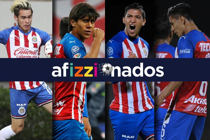 Liga MX Partidos de Chivas que serán transmitidos en exclusiva por Afizzionados