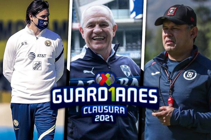 Liga MX Canales y horarios de la jornada 1 del Torneo Guard1anes 2021