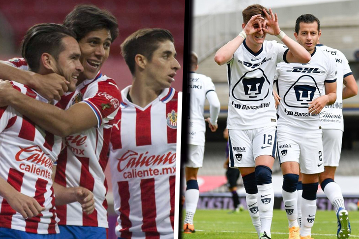 Liga MX Canales y horarios de la jornada 8 del Torneo Guard1anes 2021