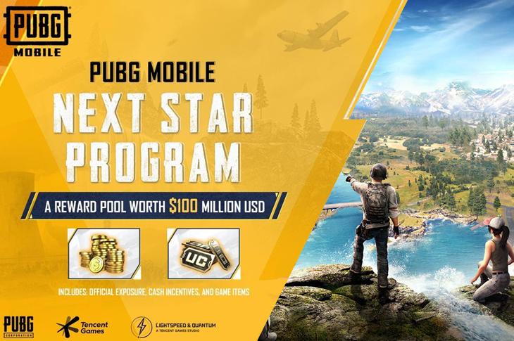 PUBG Mobile lanza un programa para impulsar a creadores de contenido
