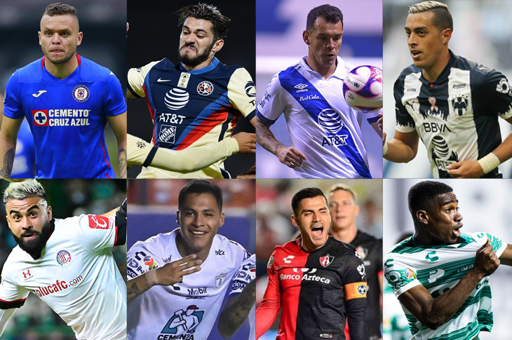 Cuartos de final Liga MX 2021 Canales y horarios de los juegos de ida