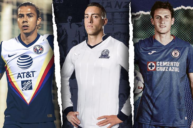 Liga MX Todos los nuevos jerseys de los clubes mexicanos