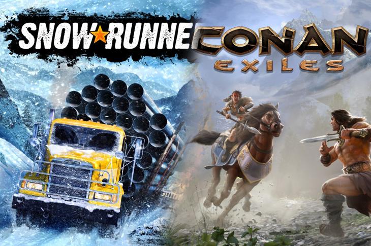 SnowRunner y más juegos que llegan a Game Pass este mayo