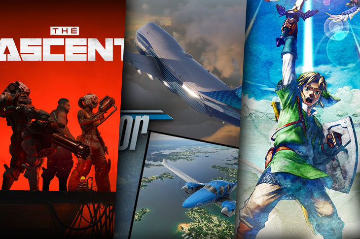 Estrenos de videojuegos julio 2021 The Ascent, Chernobylite, Microsoft Flight Simulator y más