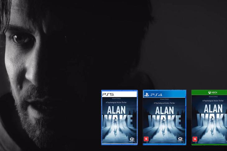 ¿Alan Wake 2? Rumores indican una remasterización muy pronto