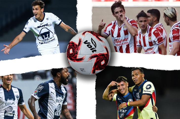 Liga MX Canales y horarios de la jornada 6 del Torneo Guard1anes 2020