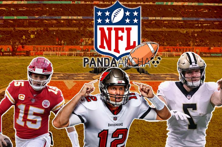 Calendario NFL canales y horarios para ver la Semana 2 de la temporada 2021
