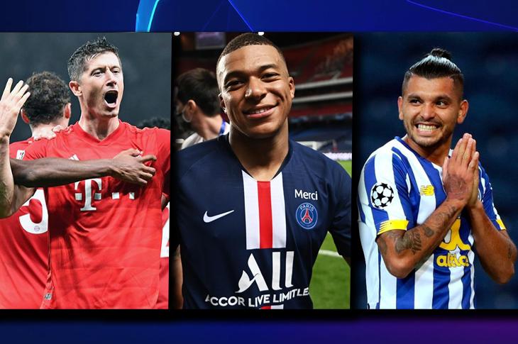 Partidos de la Champions Canales y horarios para ver la jornada 5 de la Liga de Campeones 2020