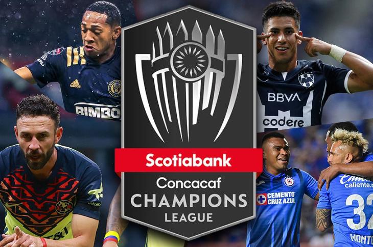 Calendario Concachampions 2021: juegos de semifinales de vuelta
