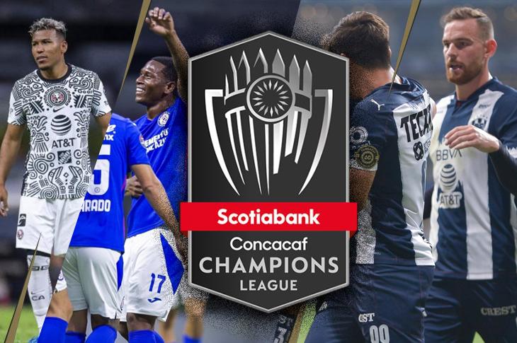 Concachampions 2021 Canales para ver a los equipos mexicanos en Cuartos de final