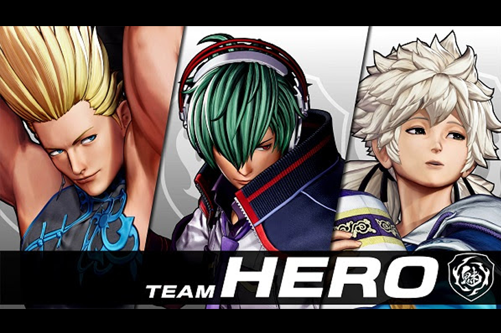 The King of Fighters XV traerá el regreso del campeón Benimaru Nikaido