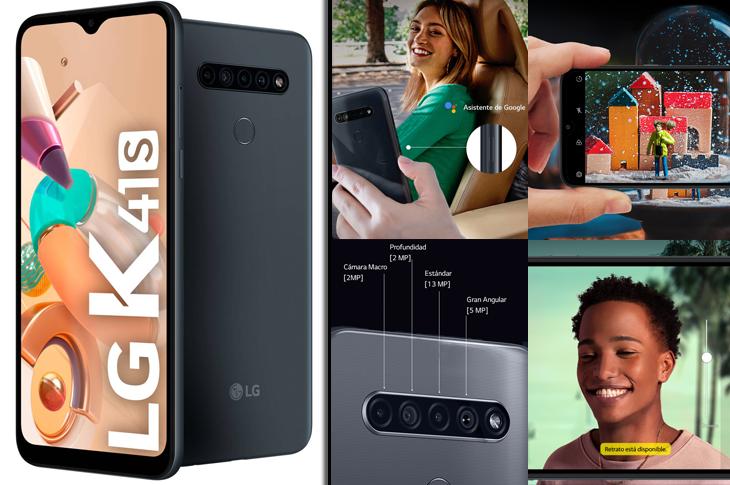 LG K41S review y comparativa, ¿conviene comprar este equipo?