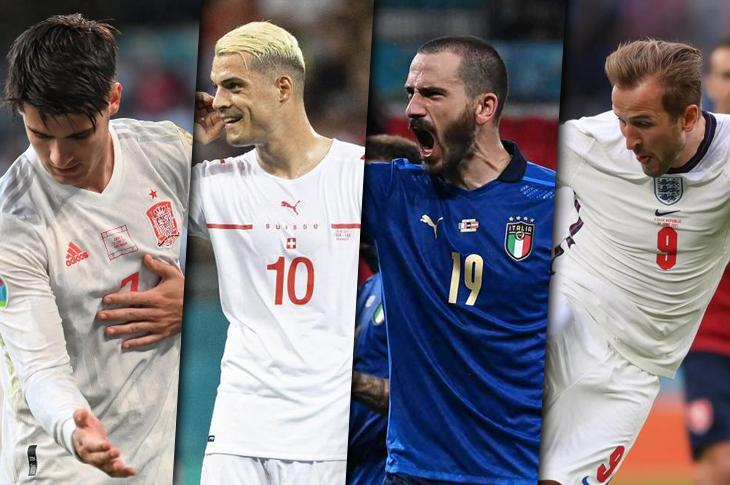 Eurocopa 2020 Fechas, horarios y canales para ver los Cuartos de Final