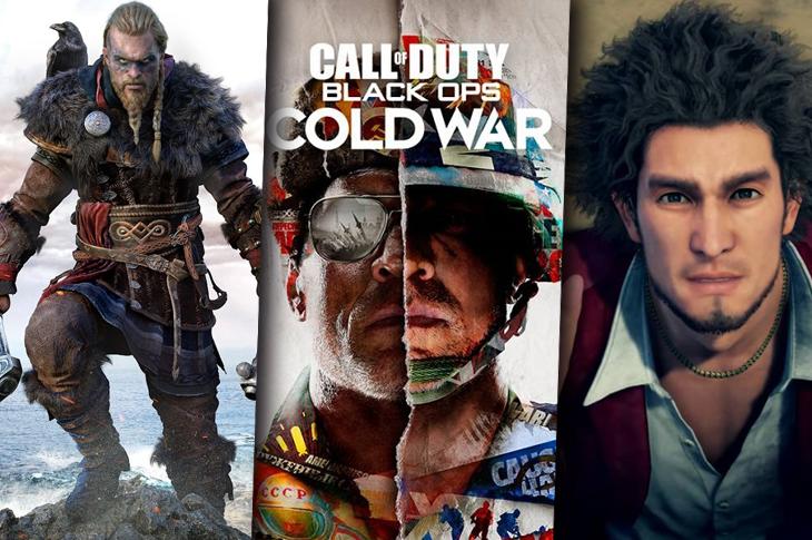 Estrenos de videojuegos noviembre 2020 Assassin's Creed Valhalla, COD y más
