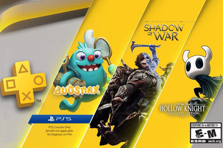 Juegos gratis para PS Plus en Noviembre 2020 incluyen juegos para PS5