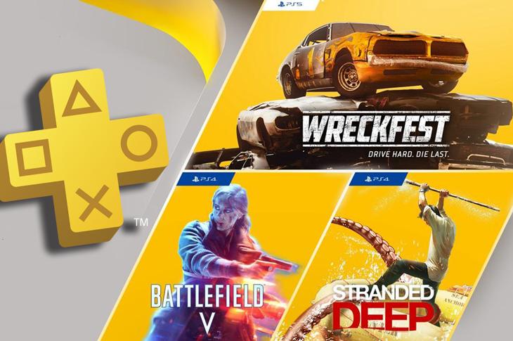 Juegos gratis de PS Plus en Mayo 2021
