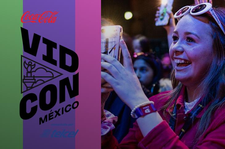VidCon México prepara nuevas fechas para su primera edición