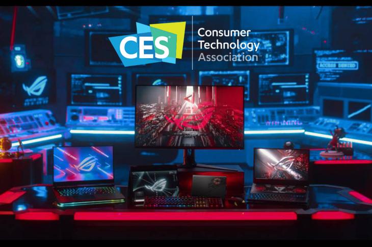 ASUS ROG en CES 201: ¡Es el paraíso de los gamers!