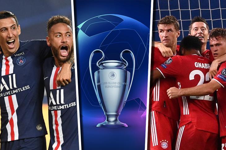 Partidos de la Champions 2020 canales y horarios de la Gran Final