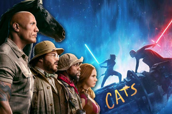 QUIZ: ¿Qué estreno de cine debes ver este diciembre?